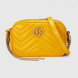 GG Marmont Matelasse Mini Bag by Gucci at Gucci