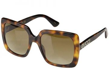GG418S Sunglasses by Gucci at Zappos Luxury