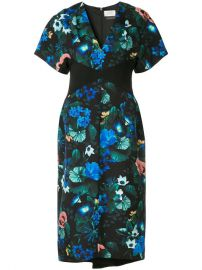GINGER  amp  SMART Harmony Fitted Dress - Farfetch at Farfetch
