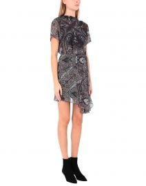 GIULIA SCARF DRESS at Yoox
