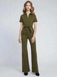 GORGEOUS WIDE LEG JUMPSUIT at Alice + Olivia