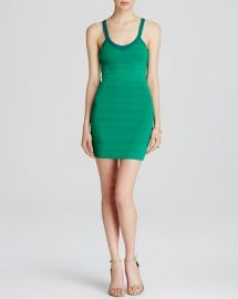 GUESS Dress - Marled Bandage at Bloomingdales
