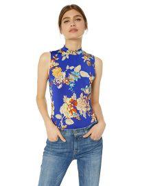 GUESS Women s Sleeveless Mikah Mock Neck Bodysuit at Amazon