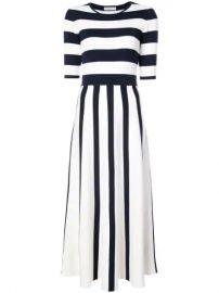 Gabriela Hearst Striped Knit Dress - Farfetch at Farfetch