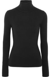 Gabriela Hearst Wool-blend turtleneck sweater at Net A Porter