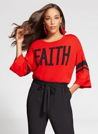 Gabrielle Union Collection Faith Sweater by New York & Company at NY&C