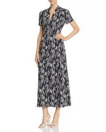 Gaetan Printed Dress at Bloomingdales