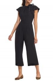 Gal Meets Glam Collection Sybil Flutter Sleeve Jumpsuit   Nordstrom at Nordstrom