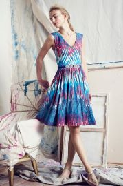 Gallery Row Dress at Anthropologie