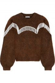 Ganni Aberdeen Sweater at The Outnet