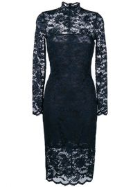 Ganni Flynn Lace Dress  228 - Buy Online - Mobile Friendly  Fast Delivery  Price at Farfetch