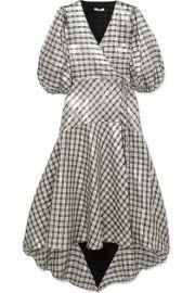 Ganni Lagarde Dress at Net A Porter