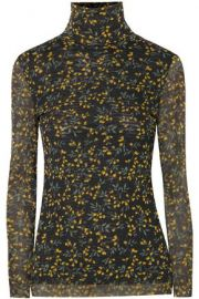 Ganni Tilden Top at The Outnet