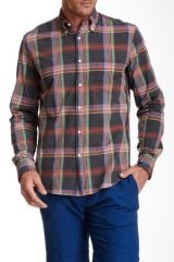 Gant Rugger Madras Shirt at Nordstrom Rack