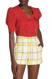 Garland Blouse by Veronica Beard at Nordstrom Rack