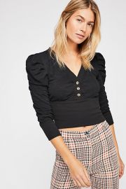 Gemma Henley Top at Free People