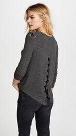 Generation Love Pauline Lace Up Tee at Shopbop