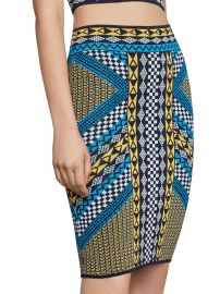 Geo Motif Skirt at Lord and Taylor