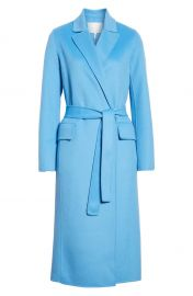 Geode Long Coat by Maje at Nordstrom