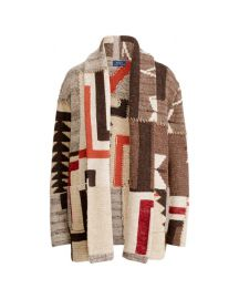 Geometric Shawl Cardigan at Ralph Lauren