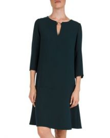 Gerard Darel Donatella Keyhole Shift Dress Women - Bloomingdale s at Bloomingdales