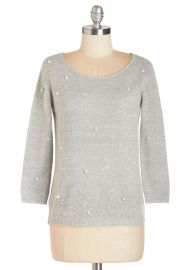 Get it Pearl Sweater at ModCloth