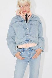 Giacca Denim Jacket by Zara at Zara