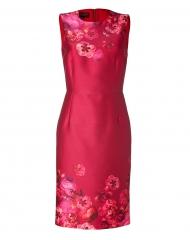 Giambattista Valli Floral Dress at Stylebop
