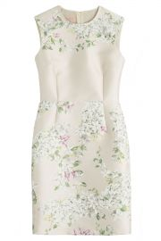 Giambattista Valli Floral Dress at Stylebop