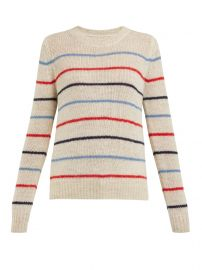 Gian striped sweater at Matches