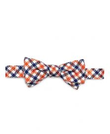 Gingham Bow Tie at Brooks Brothers