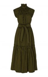 Gingham Tiered Dress by Proenza Schouler at Moda Operandi