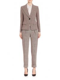 Giorgio Armani - Houndstooth Suit at Saks Fifth Avenue
