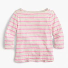 Girls  Striped T-Shirt at J. Crew
