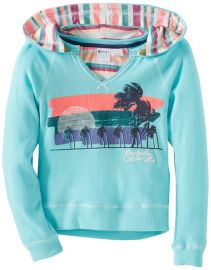 Girls Crush Crush Sweatshirt by Roxy at Amazon