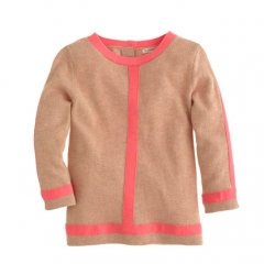Girls Framed Sweater at J. Crew