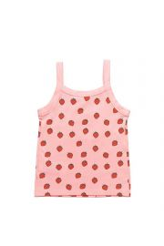 Girls Strawberry Graphic Tank Top by Forever 21 at Forever 21