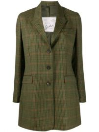 Giuliva Heritage Collection The Karen Checked Blazer  - Farfetch at Farfetch