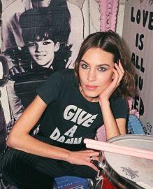 Give a Damn T-shirt  at The Deep End Club