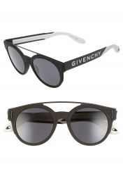 Givenchy 50mm Round Sunglasses   Nordstrom at Nordstrom