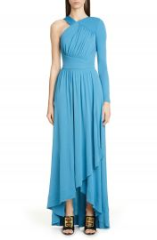 Givenchy Draped One-Shoulder Crepe Jersey Gown   Nordstrom at Nordstrom