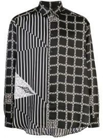 Givenchy Graphic Printed Shirt - Farfetch at Farfetch