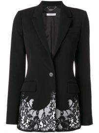 Givenchy Lace Embroidered Blazer  3 000 - Buy AW17 Online - Fast Delivery  Price at Farfetch