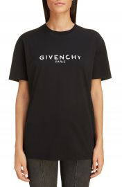 Givenchy Logo Oversize Tee   Nordstrom at Nordstrom