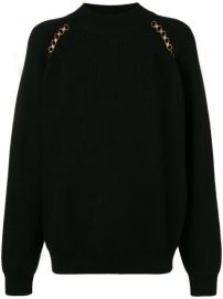 Givenchy Ribbed Sweater - Farfetch at Farfetch