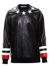 Givenchy Star Patch Sweater at Farfetch