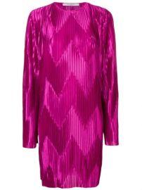Givenchy Zig Zag Pleated Dress - Farfetch at Farfetch