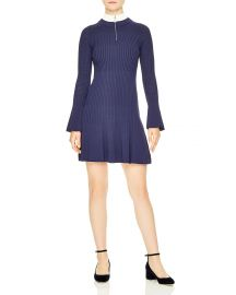 Glacen Knit Skater Dress at Bloomingdales