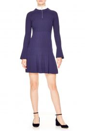 Glacen Jewel Detail Knit Dress at Nordstrom