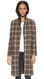 Glamorous Checkered Coat at Shopbop